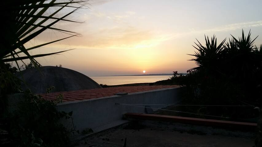 Bungalow sul mare - Sciacca - 방갈로