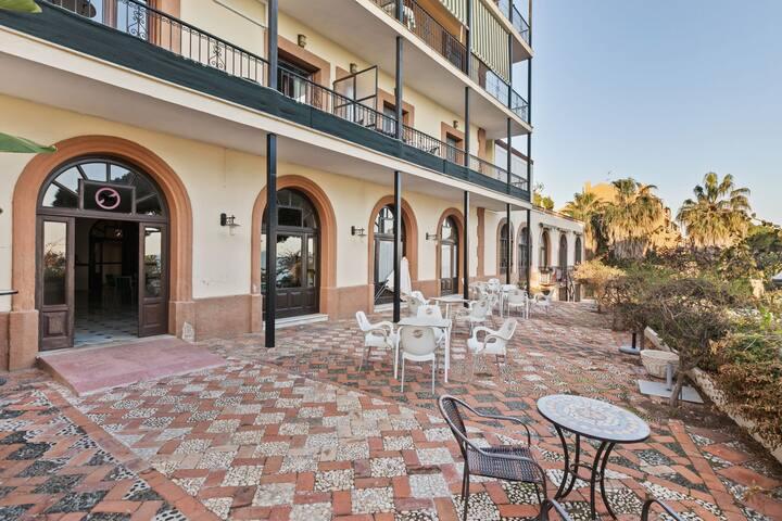 Maison de vacances agréable à Mijas avec terrasse