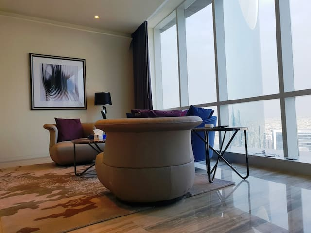 Seven Star DAMAC Towers City view Apartment
