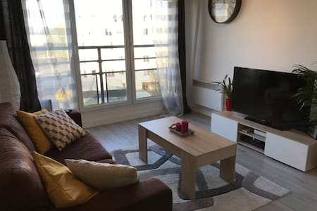 Apartment 40min from PARIS by RER - Corbeil-Essonnes - Wohnung