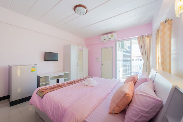 CPS Mansion Suphanburi - Tambon Rua Yai - Leilighet