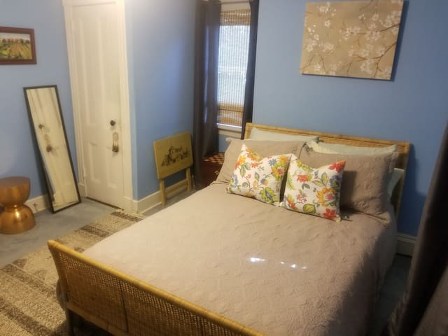 first guest bedroom