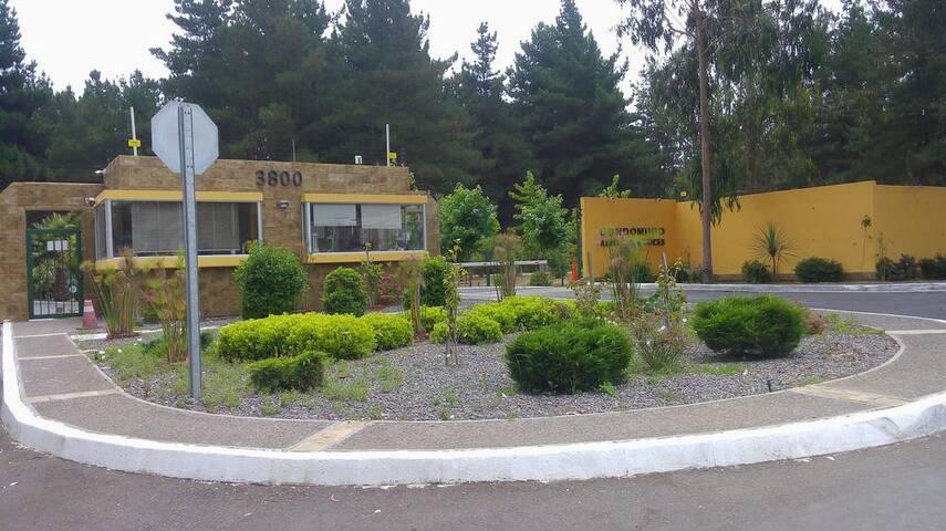 Condominio Alto Las Cruces , Hermoso Departamento