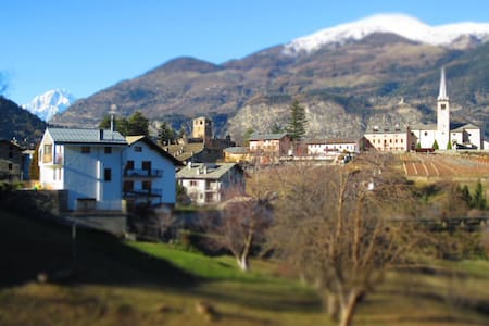 B&B BiancoSpino - Valle d'Aosta - Introd - Bed & Breakfast