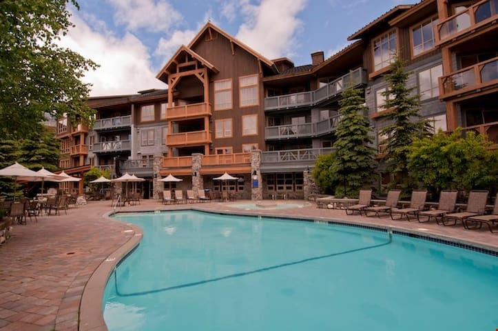 Spacious Suite Near Whistler | Ski-in Ski-out Access!