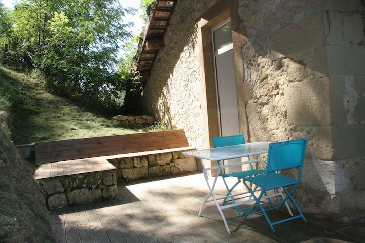 Appartement en pleine nature avec spa privatif