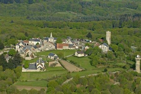 Petit Paradis - Toulx-Sainte-Croix