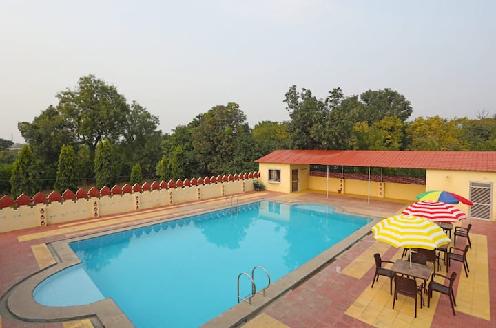 The Sukoon Resort Pushkar