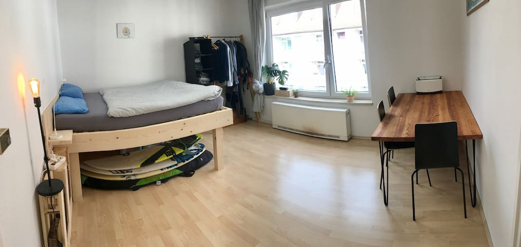 Cosy Apartment close to Isar