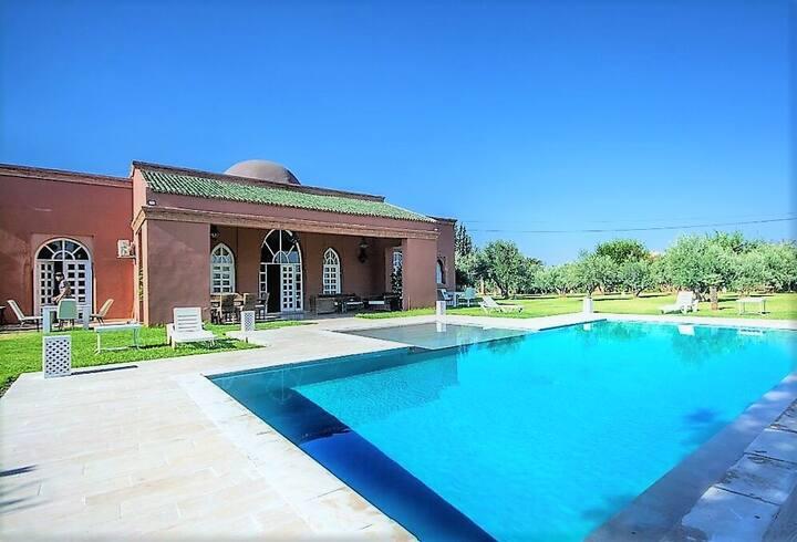 Villa Dalhia - Route de l'Ourika Marrakech