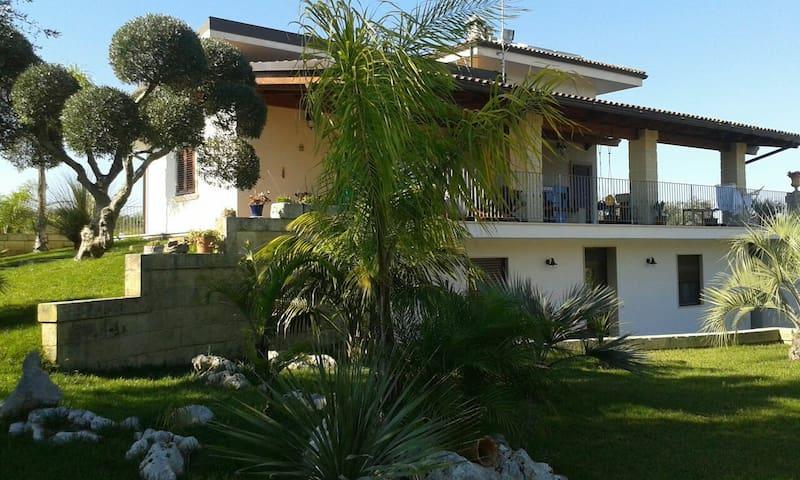 Accogliente stanza vicino Otranto - Borgagne - วิลล่า