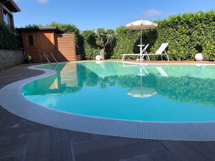 B&B con piscina. Tra natura e relax 1