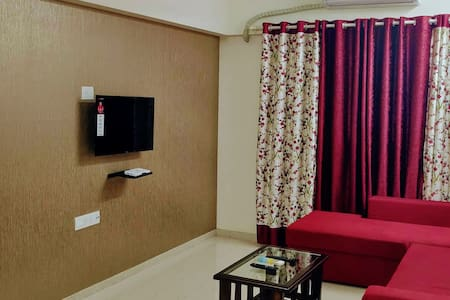 BLISS 17: SANITISED-1BHK APARTMENT ANDHERI WEST