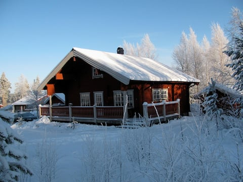Beautiful chalet in Stöten, Sälen, 6-8 beds, sauna