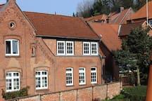 Ruhiges Altstadthaus mit Innenhof