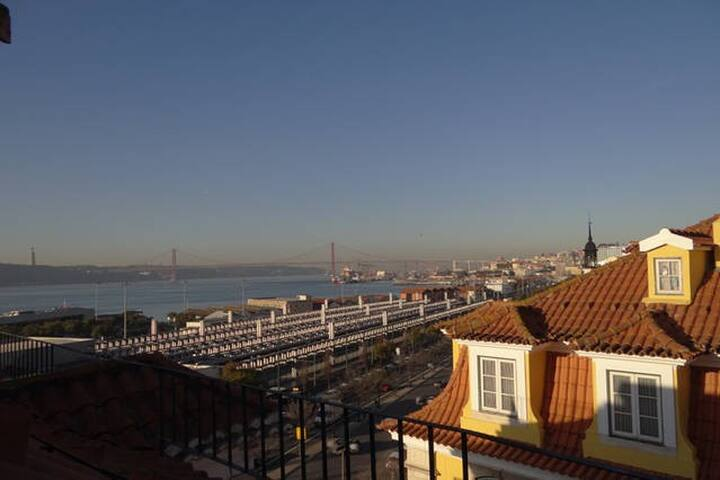 You are in Lisbon downtown: we call it Baixa