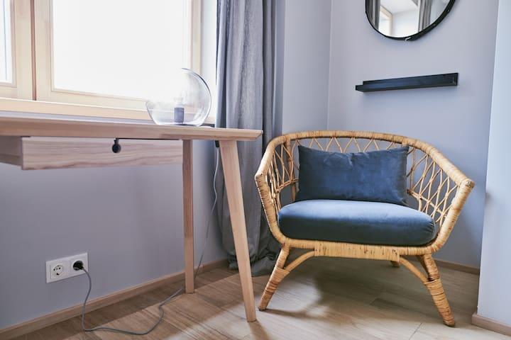 BARONO VILA - one room bedroom