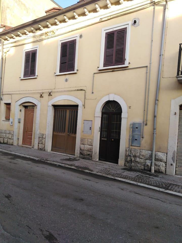 Appartamento centro storico di Castel di Sangro