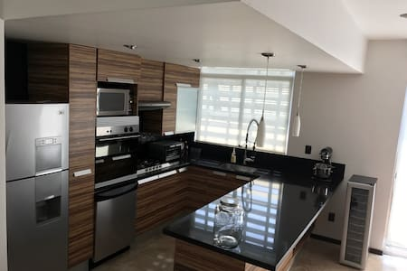 Fully Equipped Luxurious Apartment in Best Area - Ciudad de México - Daire