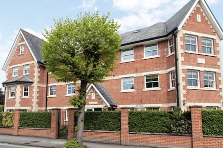 Premium self-contained 2-bed flat - Henley-on-Thames