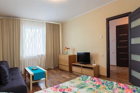 1-комнатная квартира в Академическом районе - Yekaterinburg