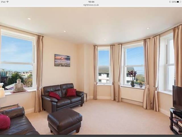 Seascape apartment amazing views - Westward Ho! - Appartement