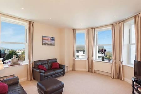 Seascape apartment amazing views - Westward Ho!