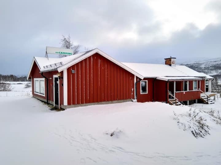 Appartement Svansjökläppen - 4 pers.