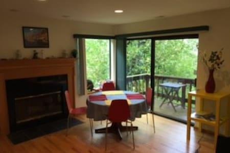 Serene Home 15mn to Stanford - Portola Valley - Haus