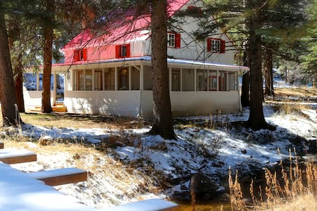 Squirrel Creek Guest House