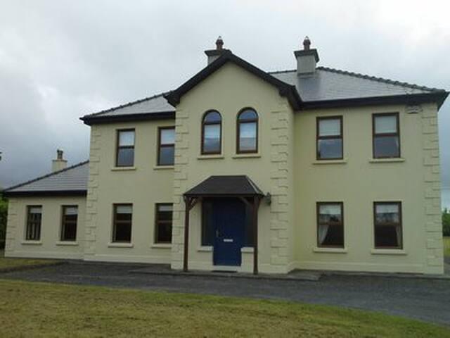Large Detached House Adare Limerick