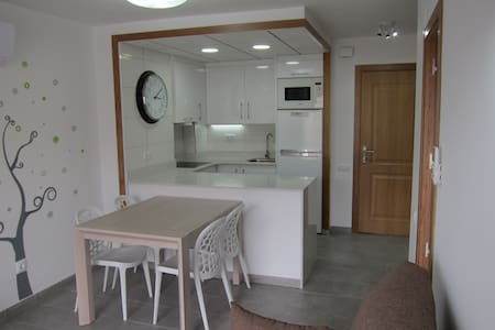 ENJOYSALOU Beautiful apartment central and bright!