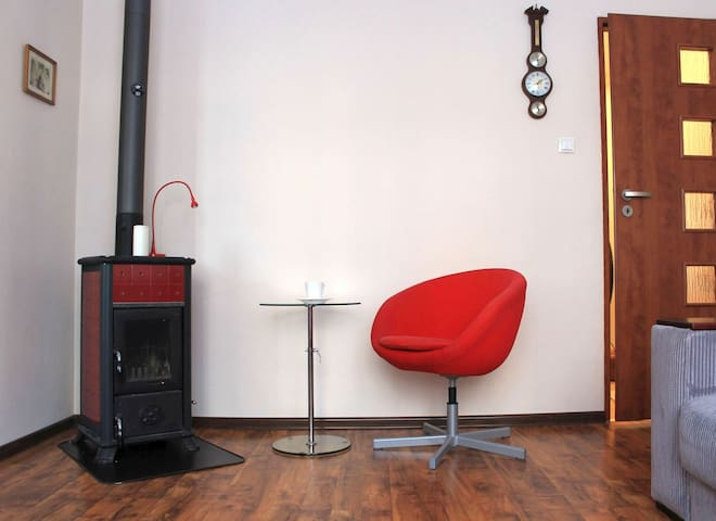 Spacious & comfortable apartment nearby the centre - Poznań - Apartment
