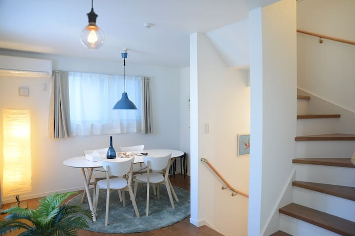 ★NEW OPEN★ 5min to JR/ 3-room HOUSE @Central Tokyo