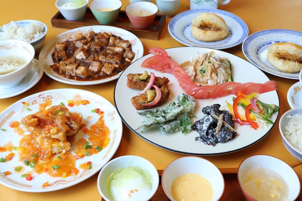 Chinese cuisine Dinner course  ¥3800