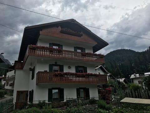 Casa Dolomiti da Anna Rita e Gabriella