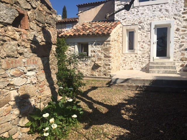 Maison  avec jardin , golf de beauvallon ,plage . - Saint-Tropez - Casa