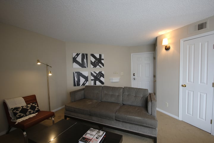 Cozy furnished condo in Greenwood Village (DTC)