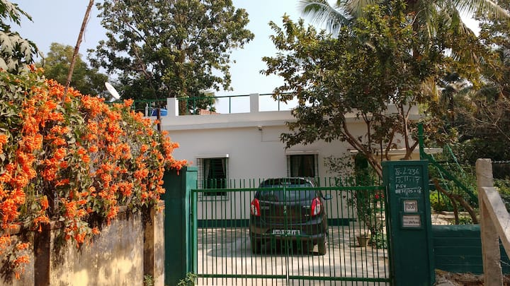 Bhitey, the heart of Shantiniketan