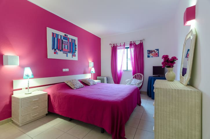 The lovely and typical apartment in Alvor! - Alvor - Apartemen