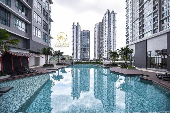 Conezion Homestay@ IoI Resort City