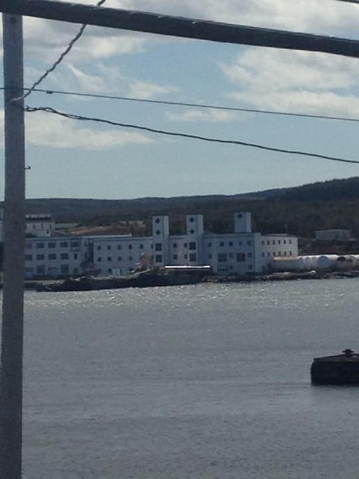 Port Union Harbour & Historic District
