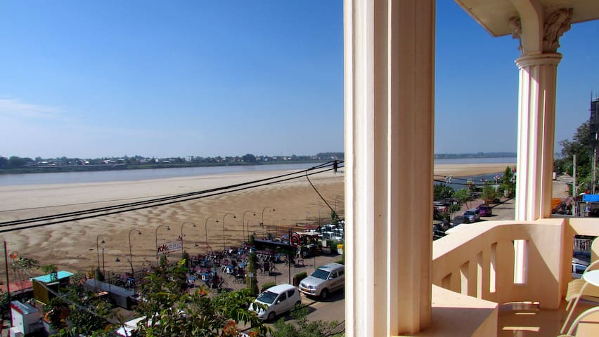 River View and Best Price for This Location ! - Vientiane