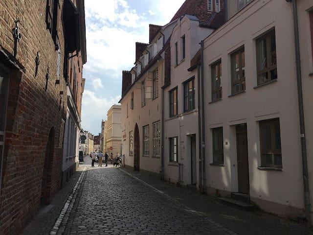 Lübecker Altstadtperle (65qm)