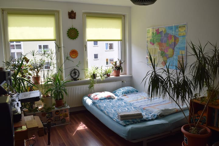 Mi casa es tu casa - cozy room in Münster downtown