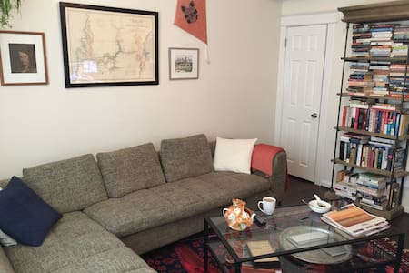 Beautiful H Street 1BD with Parking - Apartment