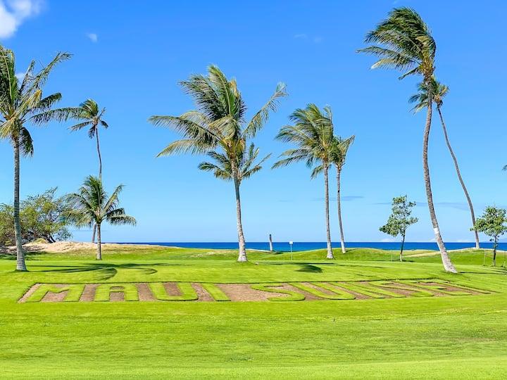Maui Sunset A102 - Aloha Mai 2, Beachfront Resort Condo, Ground floor, 1B/2BA, Sleep6