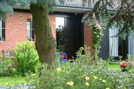 Haus Venn in Sourbrodt, auf den Höhen von Belgien - Waimes - Haus