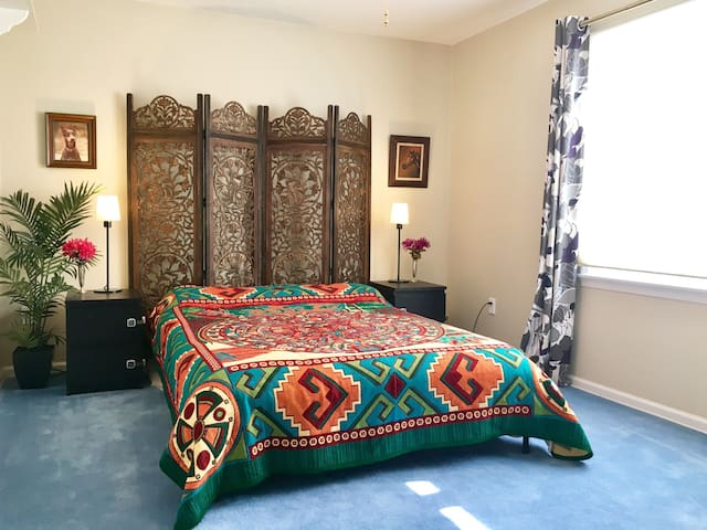 Cozy 1BD near NYC - West Orange - บ้าน