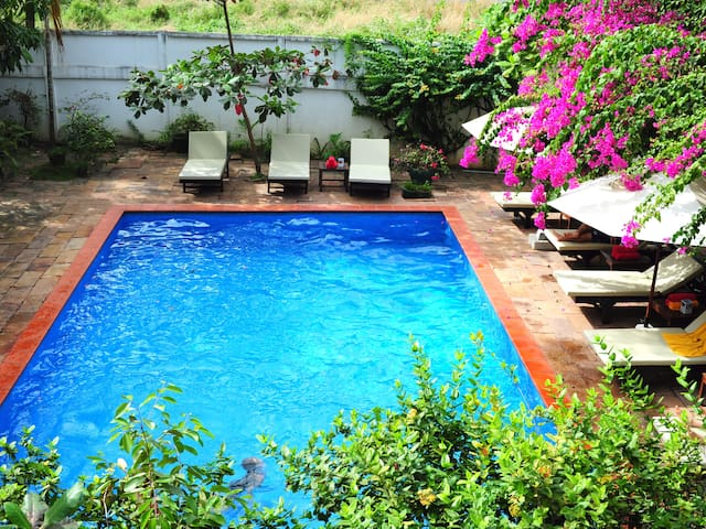 Twin Room for 2 people with Balcony in Siem Reap